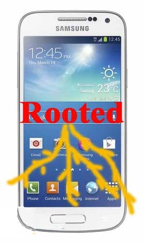 How to root Samsung Galaxy S4 Mini (GT-I9190 / GT-I9195) KitKat in 3 ...